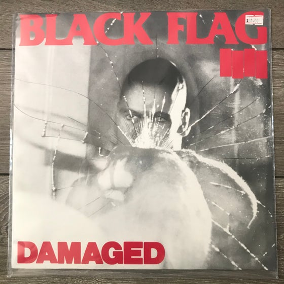 Image of Black Flag - Damaged Vinyl LP
