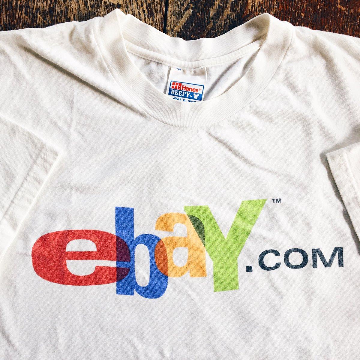 Image of Original Late 90's eBay Promo Tee.
