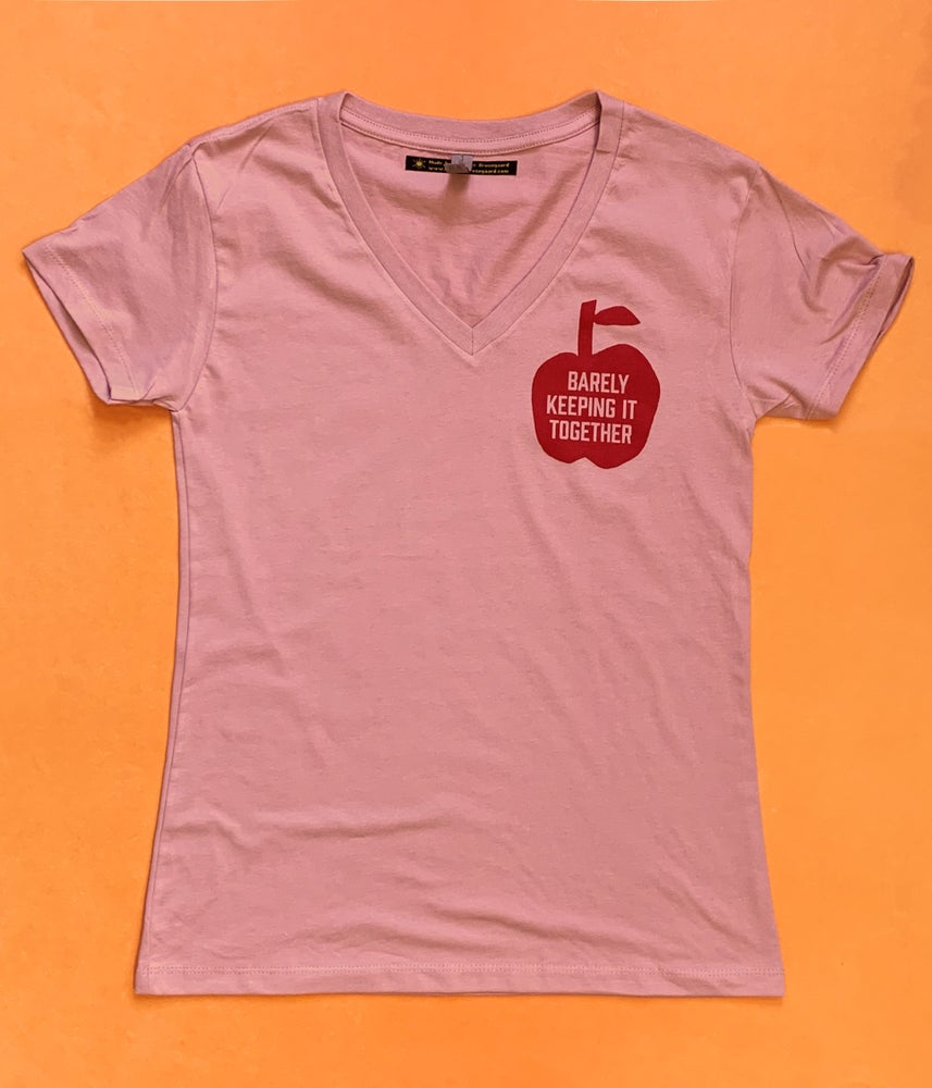 Image of Barely Keeping it Together -Ladies Tee