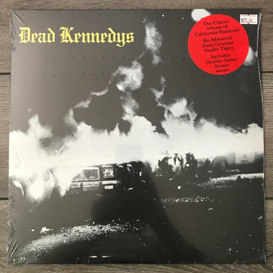 Image of Dead Kennedys - Fresh Fruit For Rotting Vegetables Vinyl LP