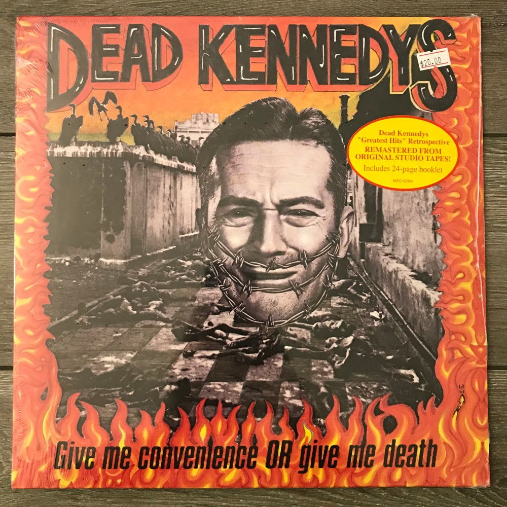 Image of Dead Kennedys - Give Me Convenience or Give Me Death Vinyl LP