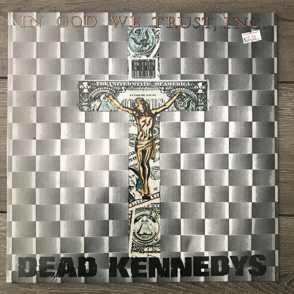 Image of Dead Kennedys - In God We Trust, Inc Vinyl LP