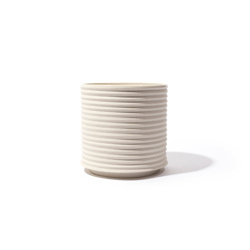 Image of Ribbed Planter