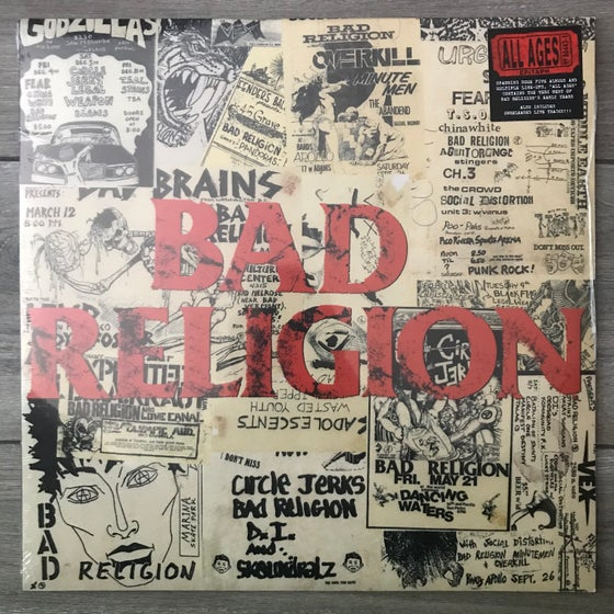 Image of Bad Religion - All Ages Vinyl LP