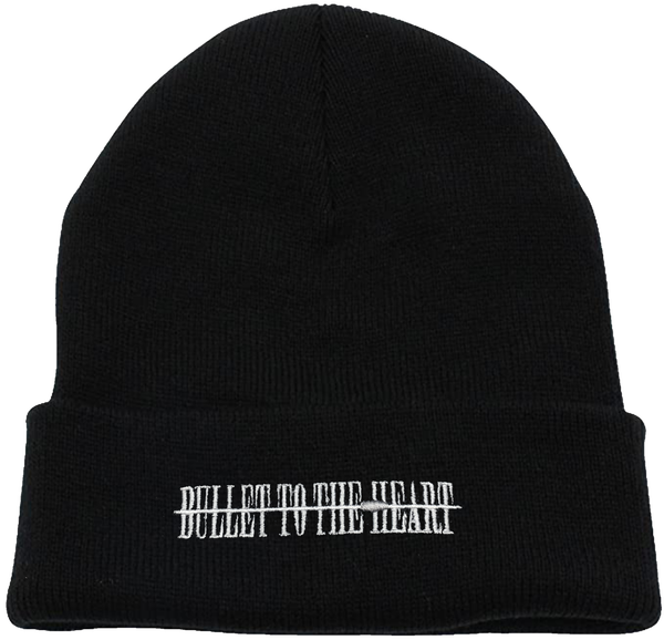 Image of Bullet To The Heart Beanie