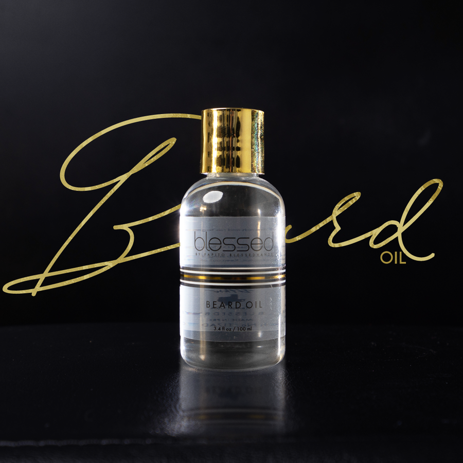 Image of The Blessed Beard Oil