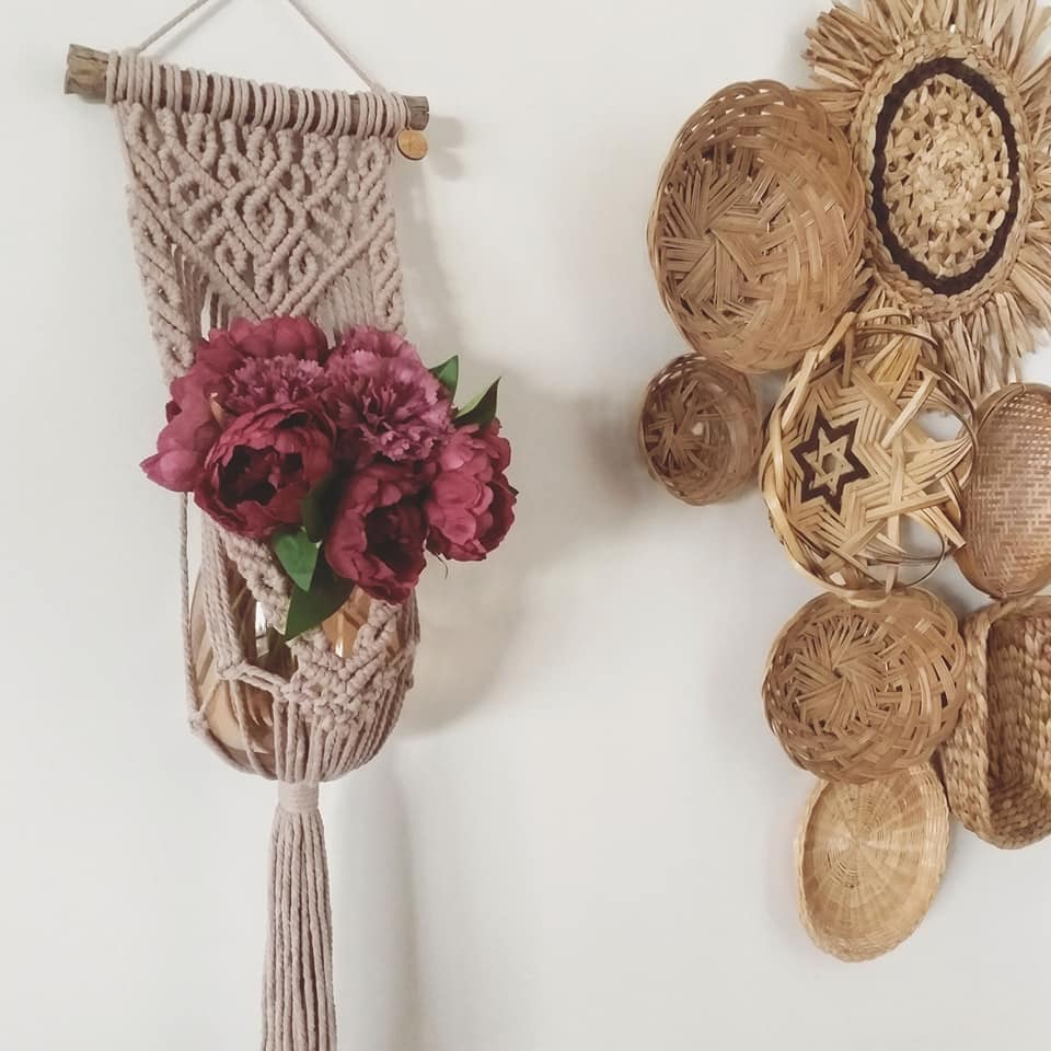 Image of Posie Wall Plant Hanger