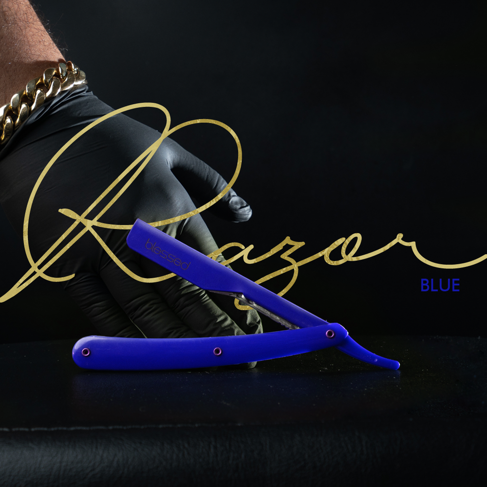 Image of The Exposed All Blue Razor