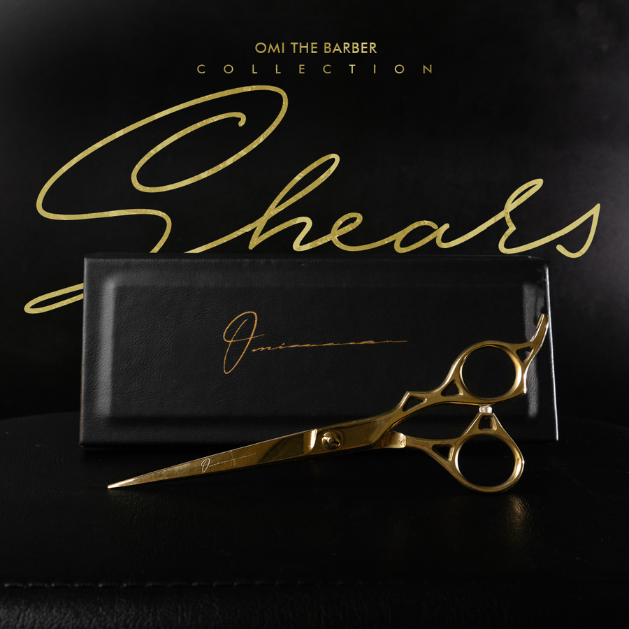 Image of The omithebarber Collection Fading Shears