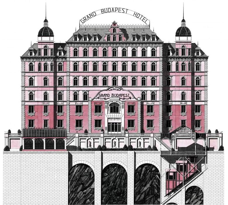 Image of Grand Budapest Hotel