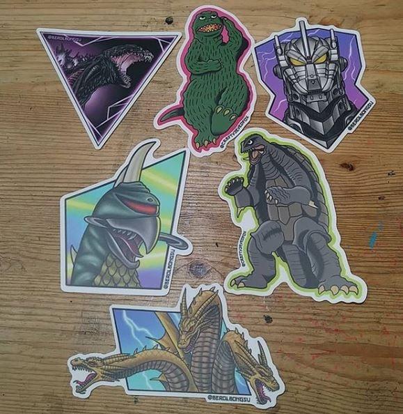 Kaiju Six Pack