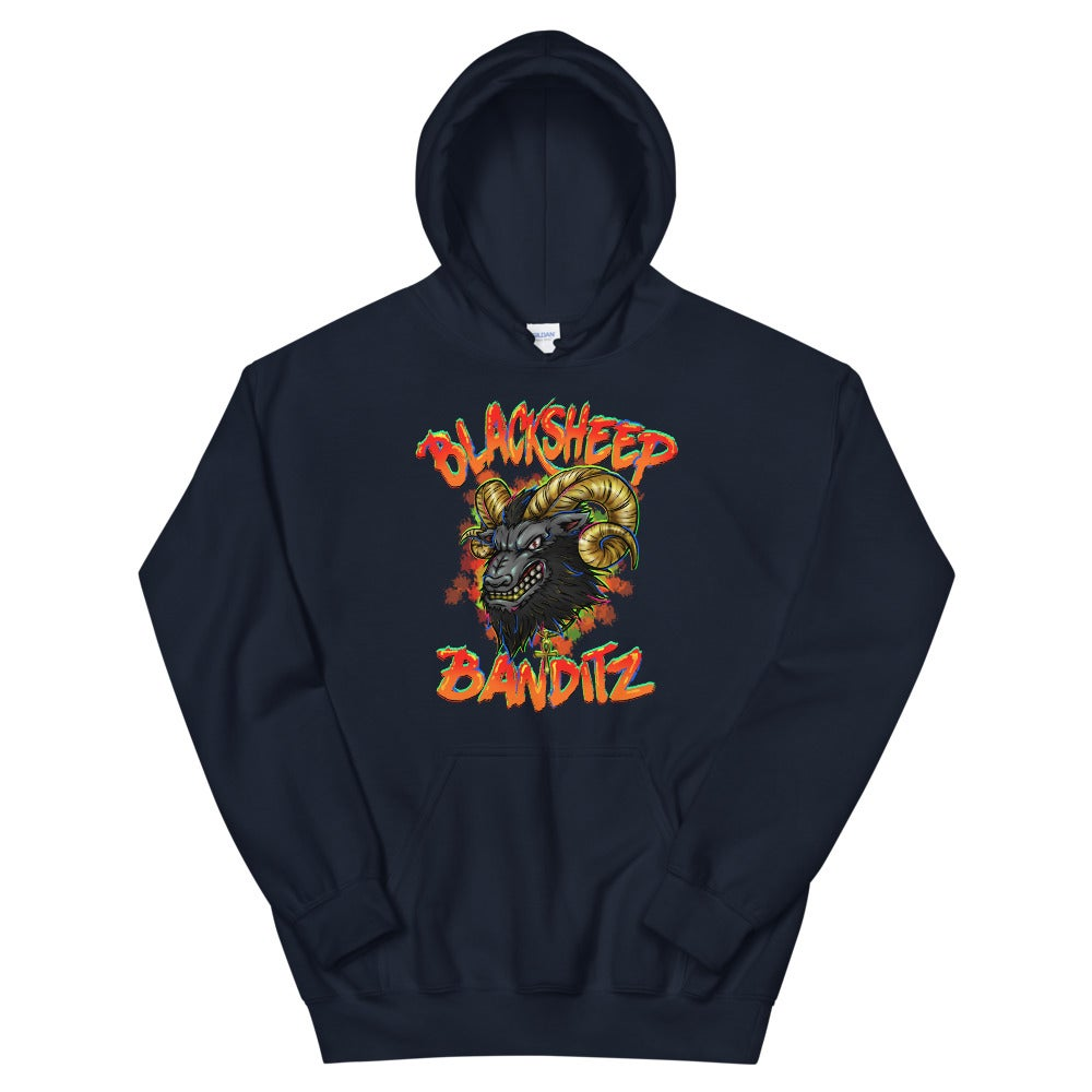 Image of Blacksheep Banditz Unisex Hoodie