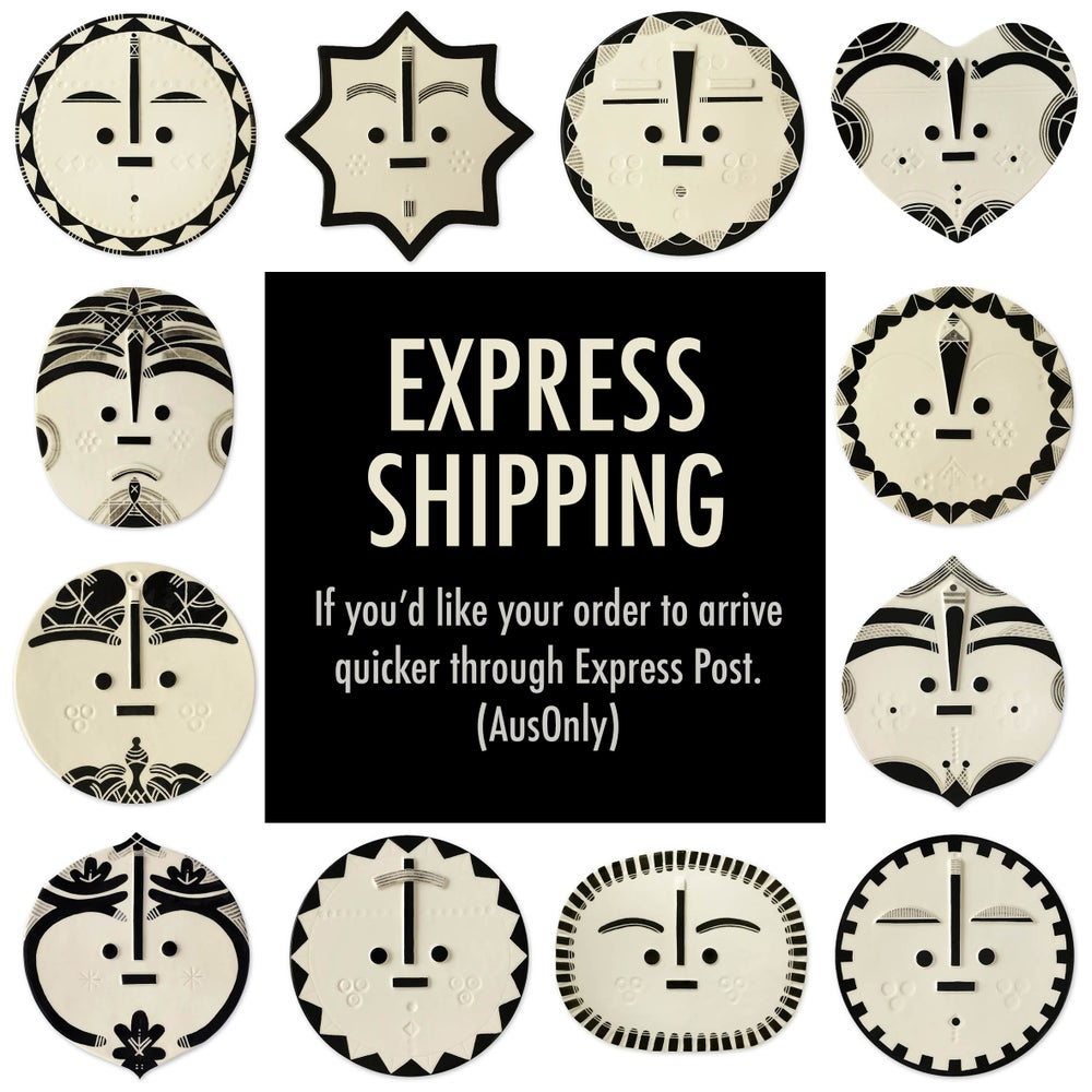 Image of Express Post Delivery Option