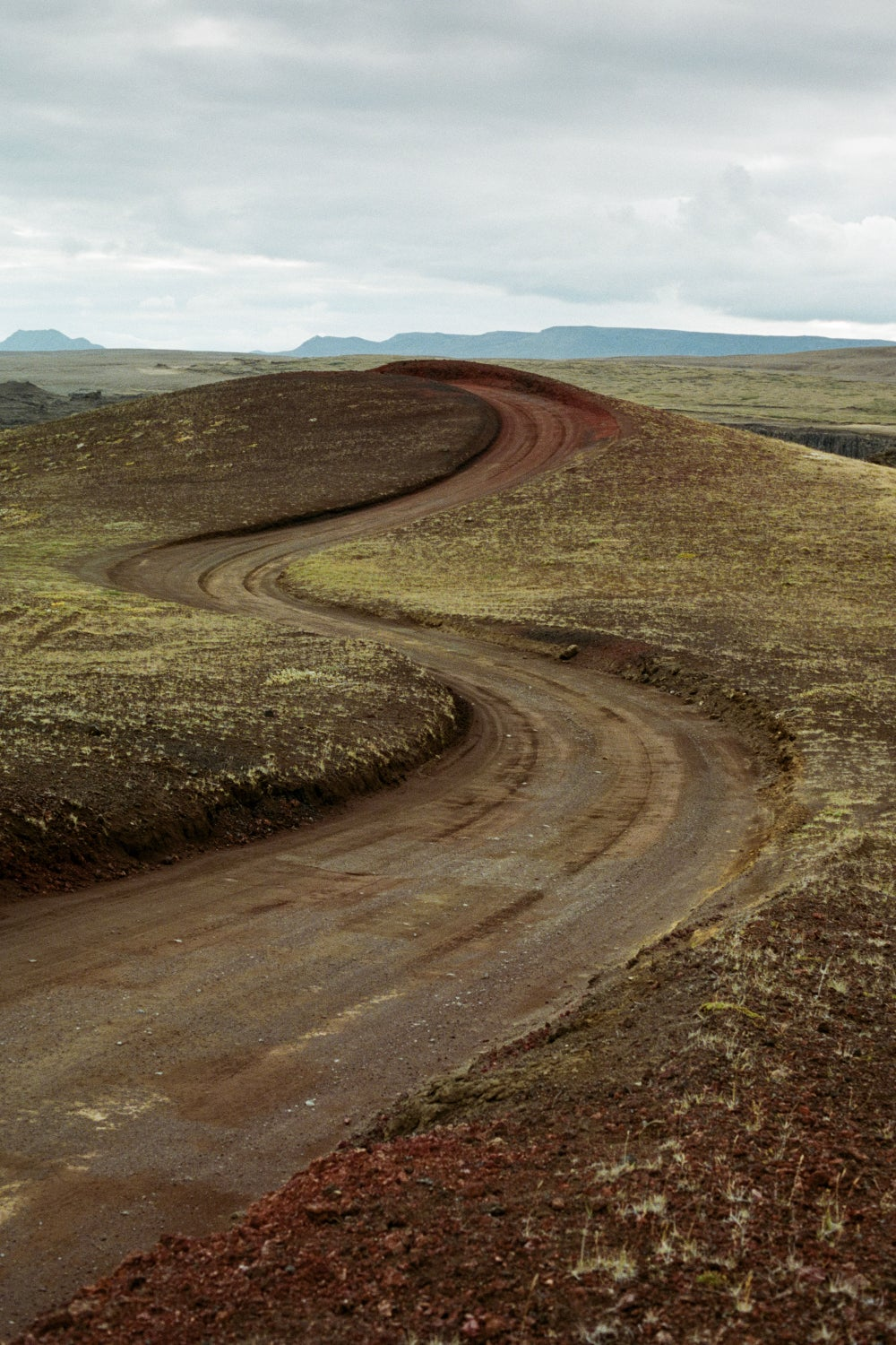 Image of icelandic road