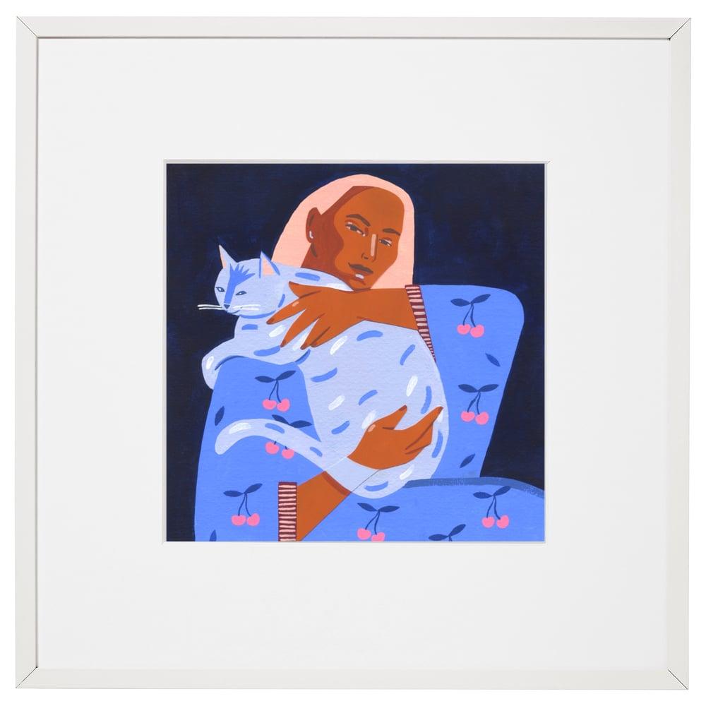 Image of Kiara #2 original painting