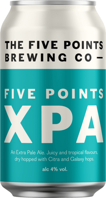 BEERS FROM FIVE POINTS