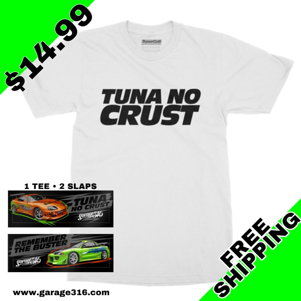 Image of TUNA NO CRUST BUNDLE • FREE SHIPPING
