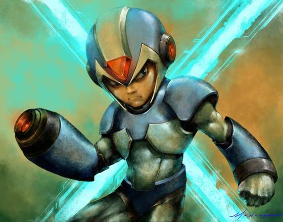 Image of Megaman