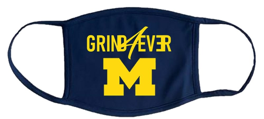 Image of GRIND4EVER GO BLUE MASK