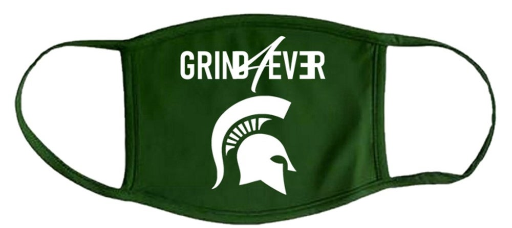 Image of GRIND4EVER GO GREEN MASK