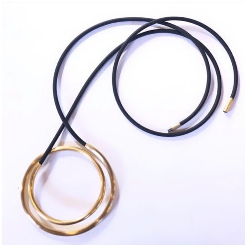 Image of Collaret espiral. Collar espiral.