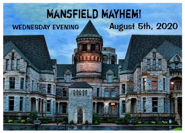 Image of Mansfield Mayhem Experience - NEW DATE-Summer 2021