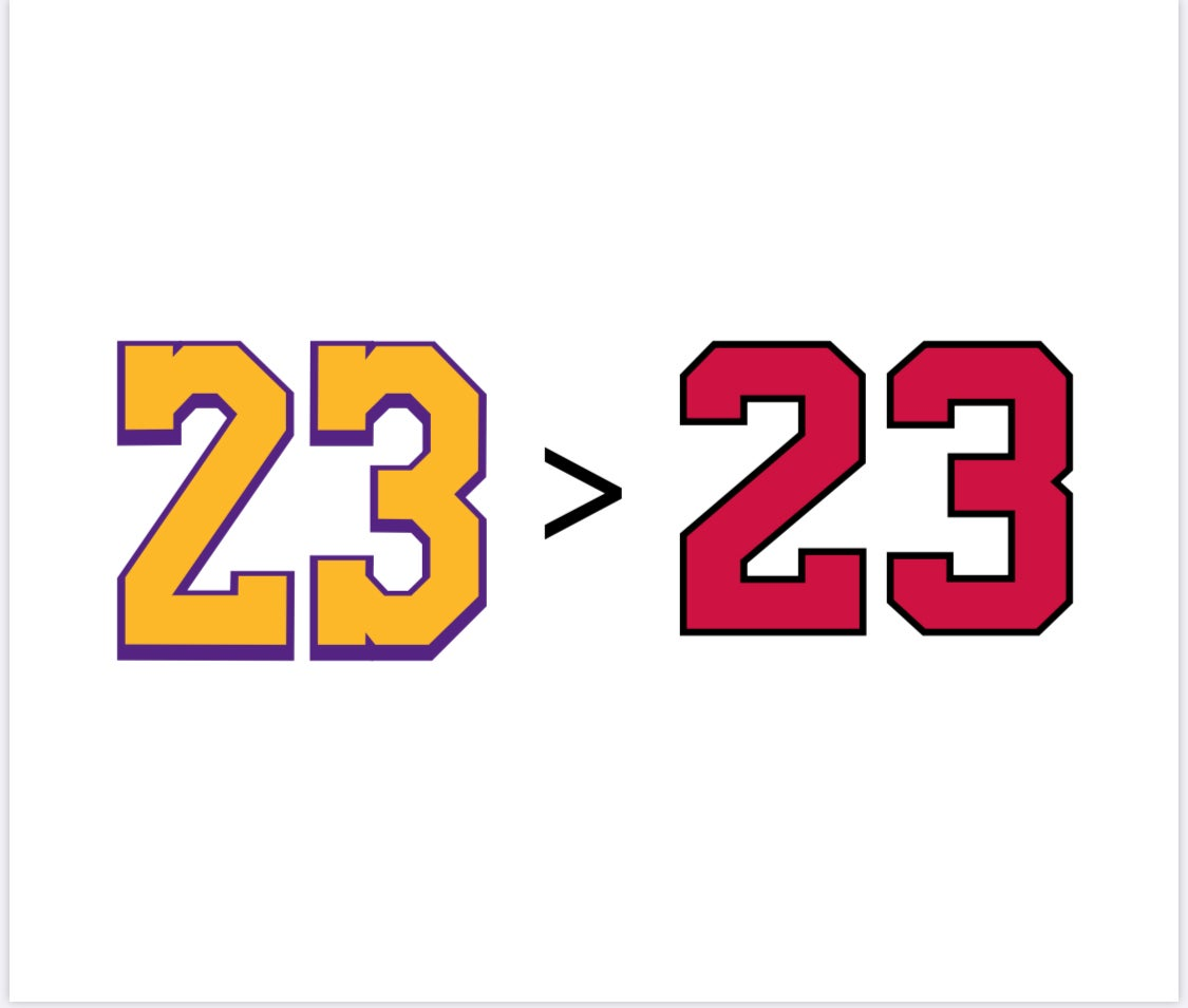 Greater Than Lakers