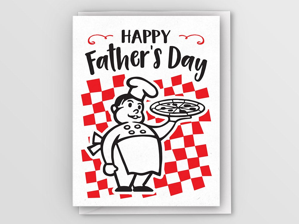 Happy Father's Day / Pizza