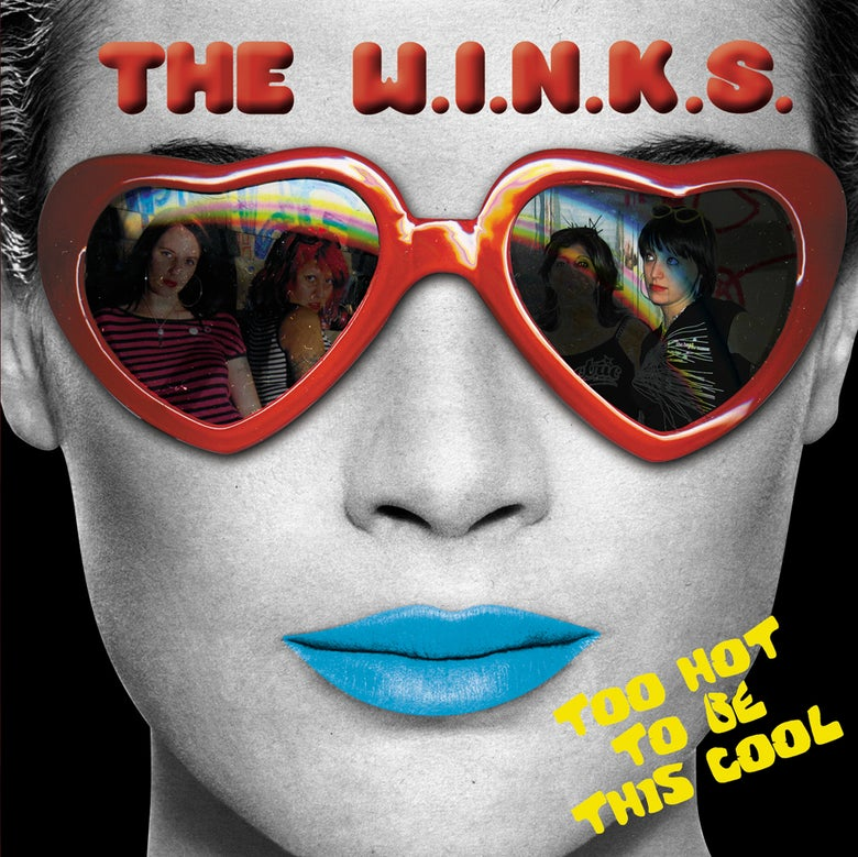 "Image of The Winks ""Too Hot To Be This Cool"" CD"