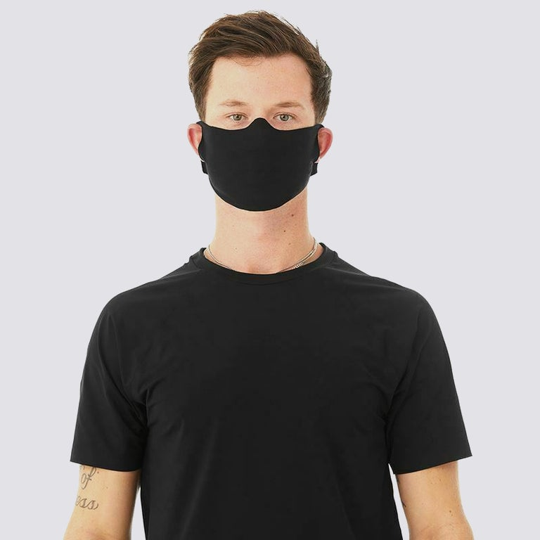 Image of Face Mask Breathable Mouth & Nose Protection Masks