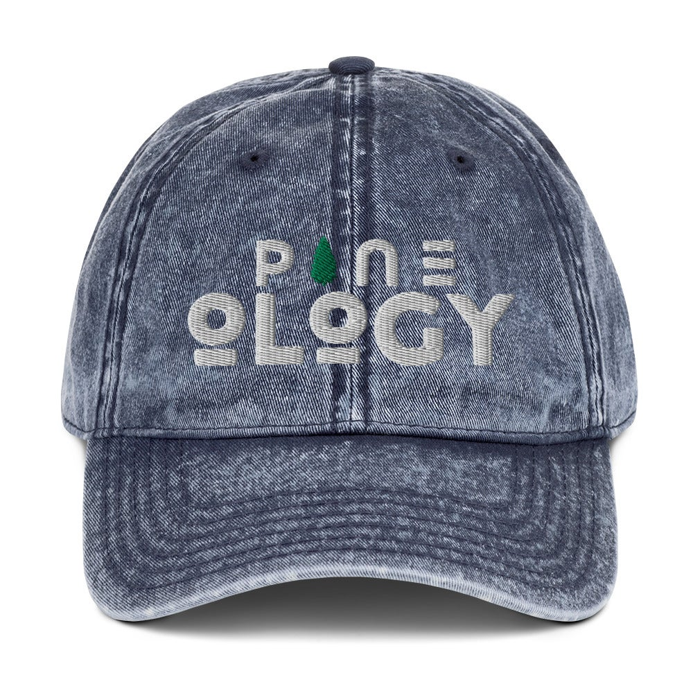 Image of PINEology Vintage Cotton Twill Cap