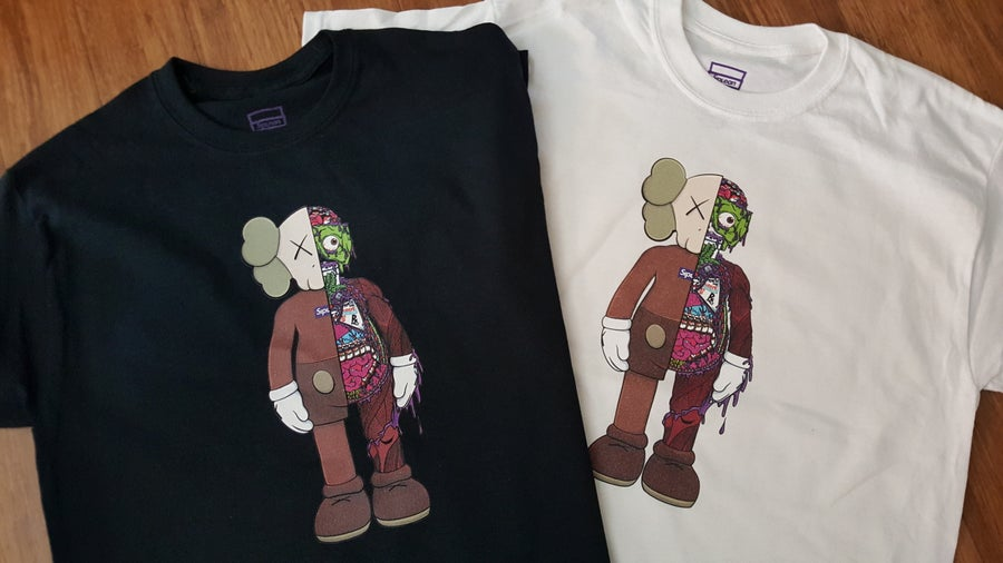 "Image of Siplean ""Dissected"" Tee"
