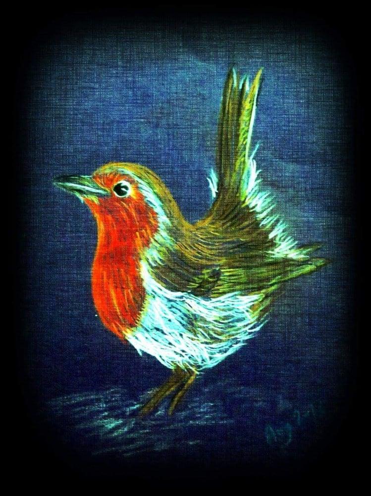 Spirit of the Robin
