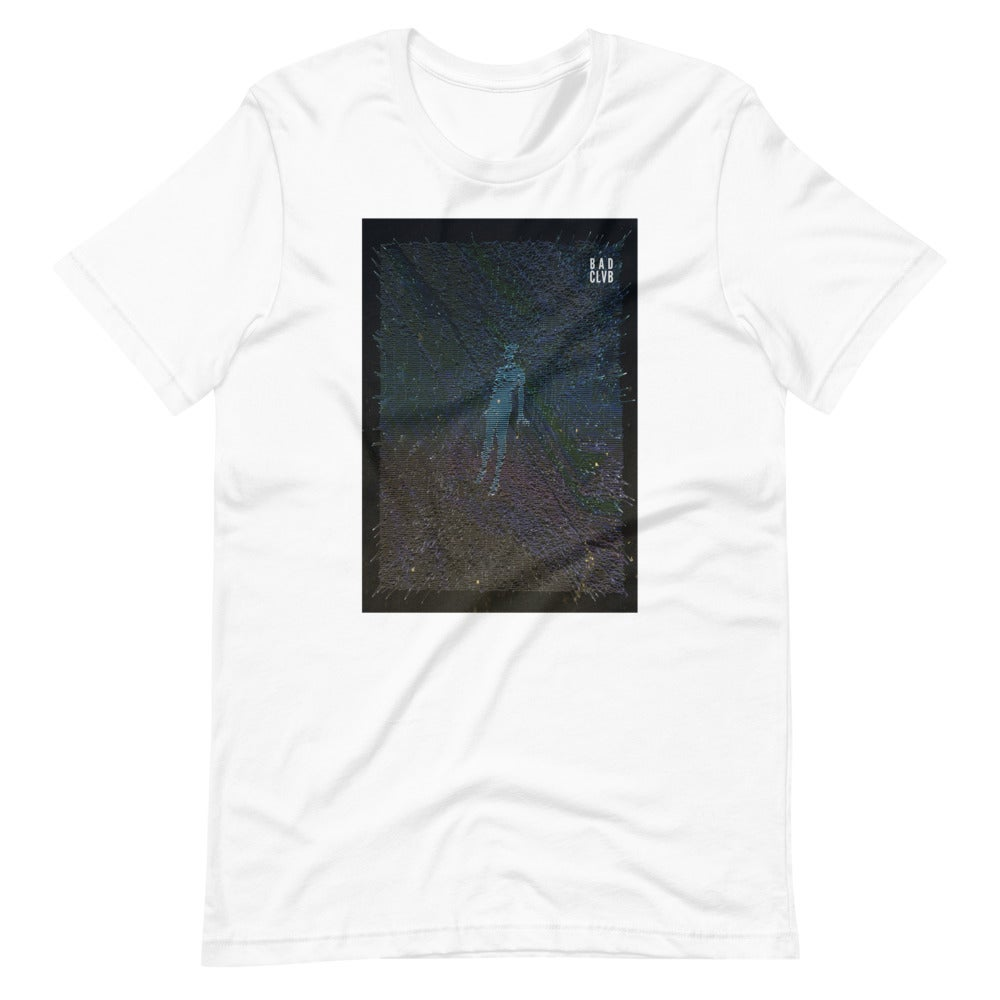 BAD CLVB / HUMAN HORIZONS / Short-Sleeve Unisex T-Shirt