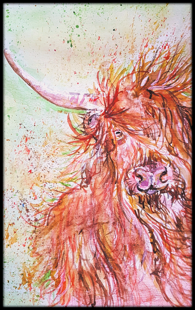 Spirit of the Cow