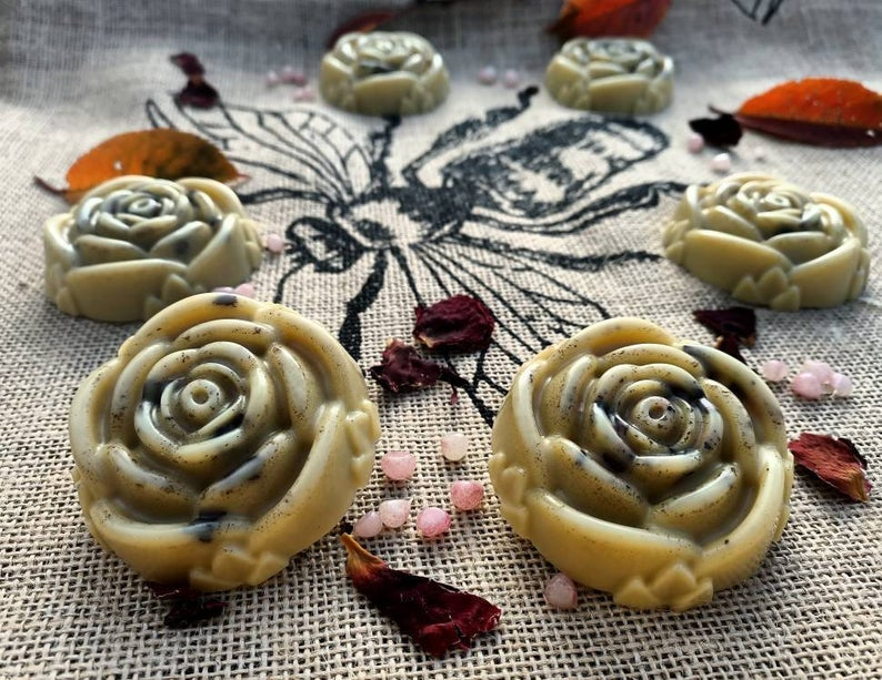 Image of Rosehip Lotion Bars