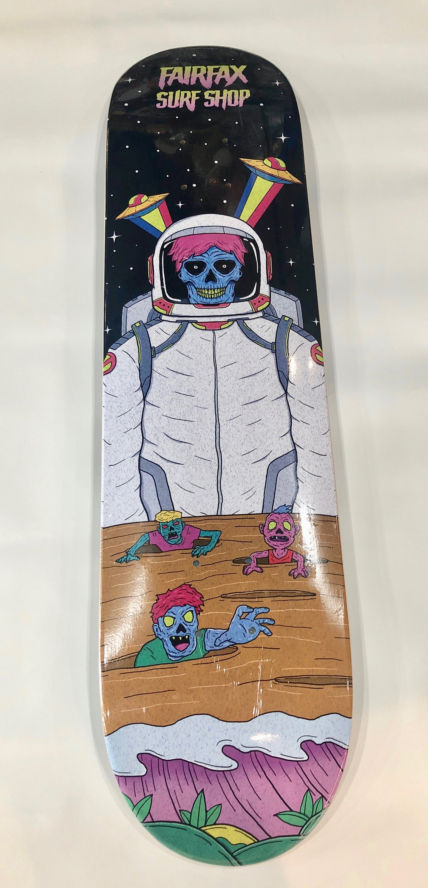 Image of FSS Astro-Zombie Deck
