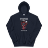 Midufinga Lifestyle Street Red Sox Blk Hoodie