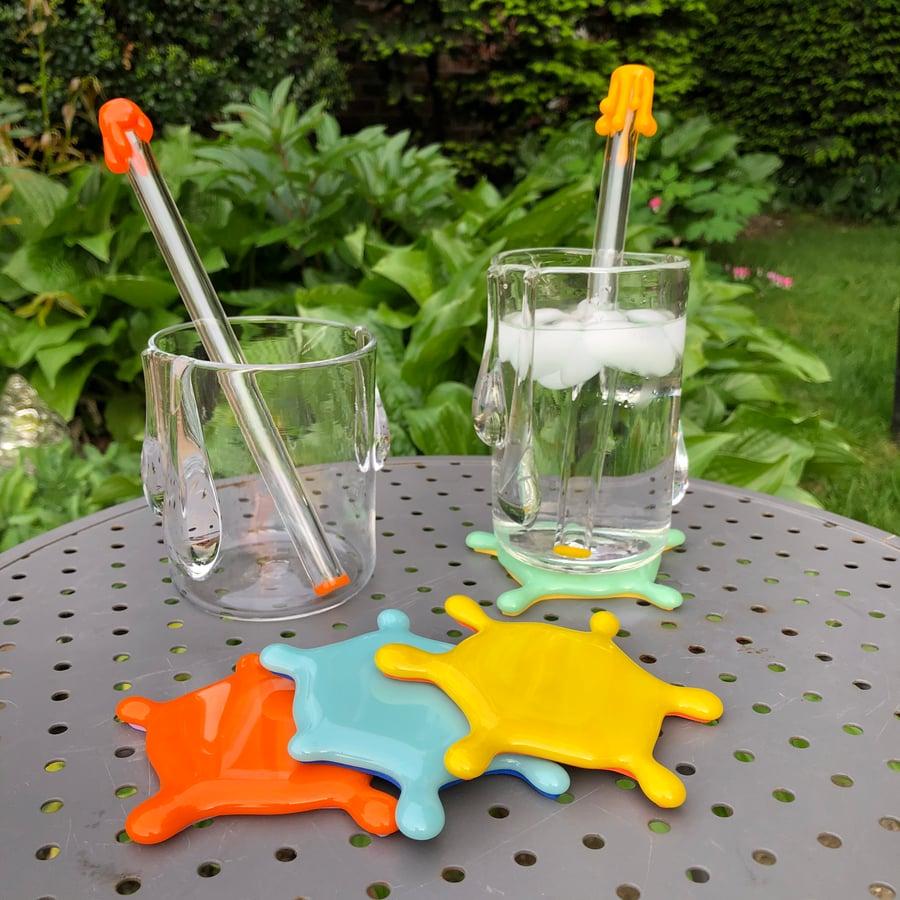 Image of Splat Coaster Set