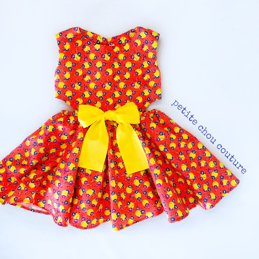 Image of Forties Twirl {Olive}- sz 3