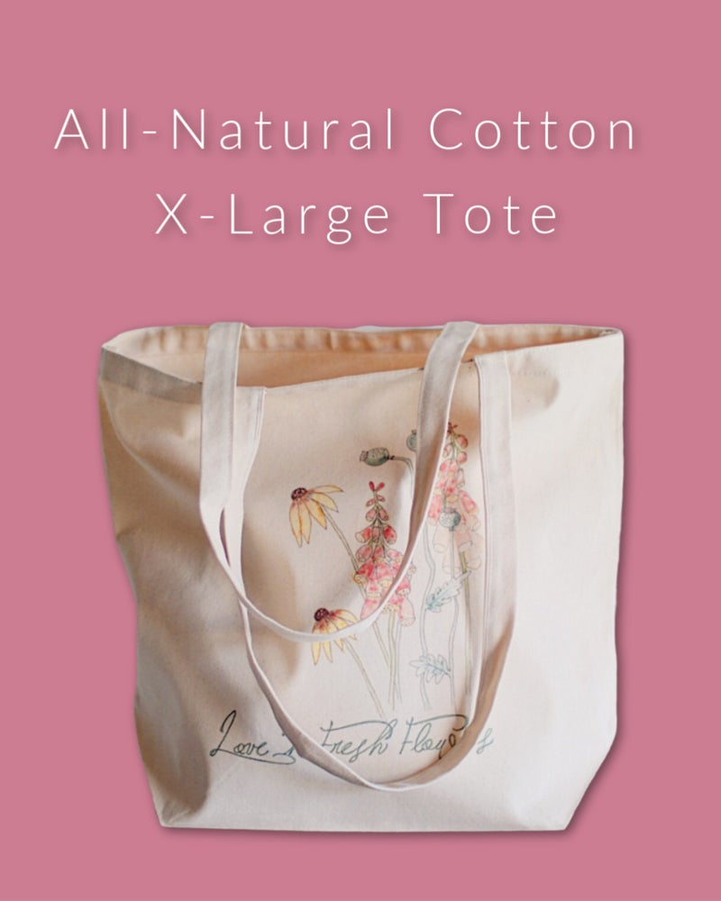 Image of All-Natural Cotton Market Tote