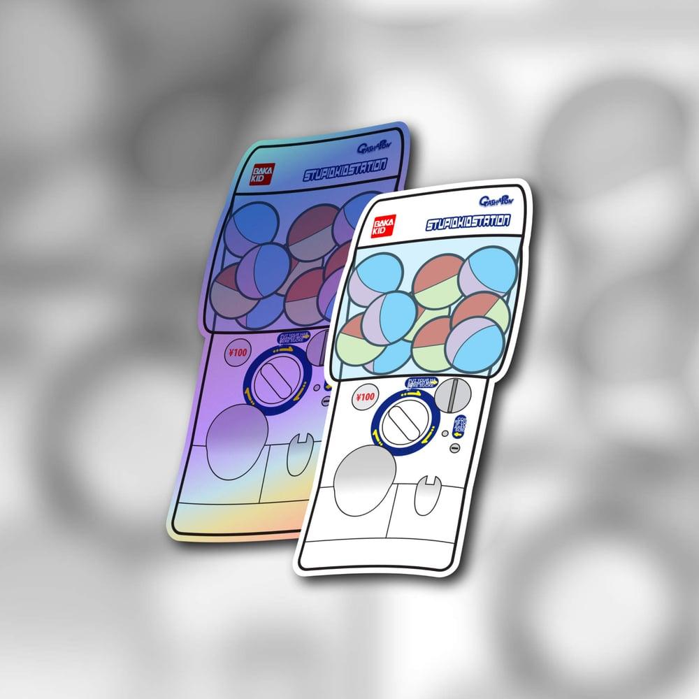 Image of Gacha Gacha - Sticker Pack