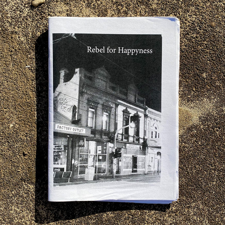 Image of Rebel for Happyness