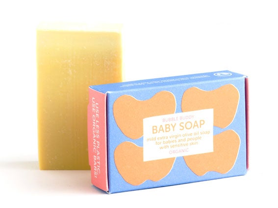 Image of SEIFE Organic Baby Soap