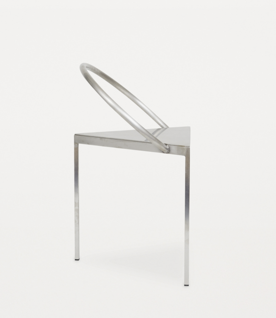 Image of Triangolo chair (steel) by Frama