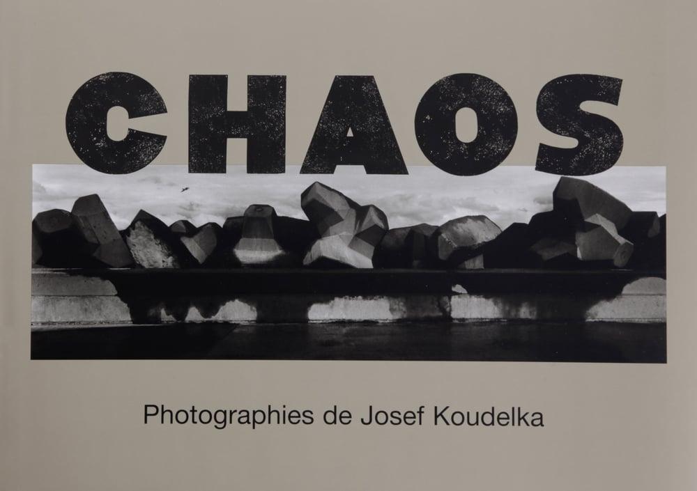 Image of CHAOS de JOSEK KOUDELKA