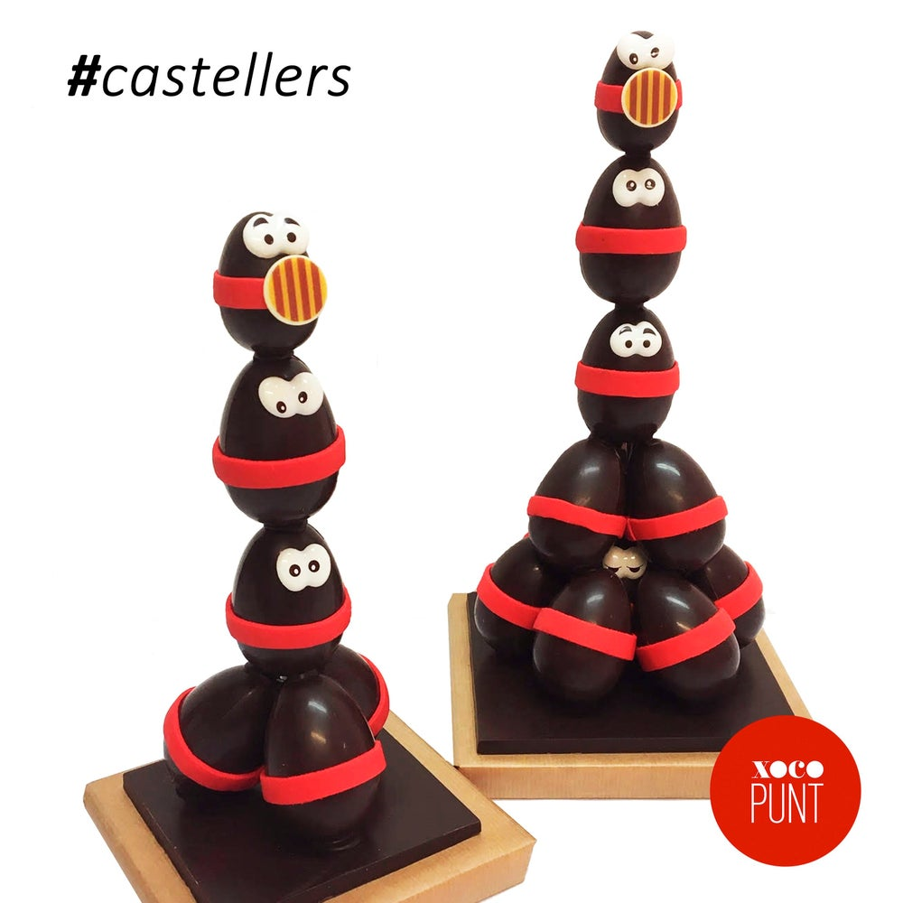 Image of CASTELLERS - Petits