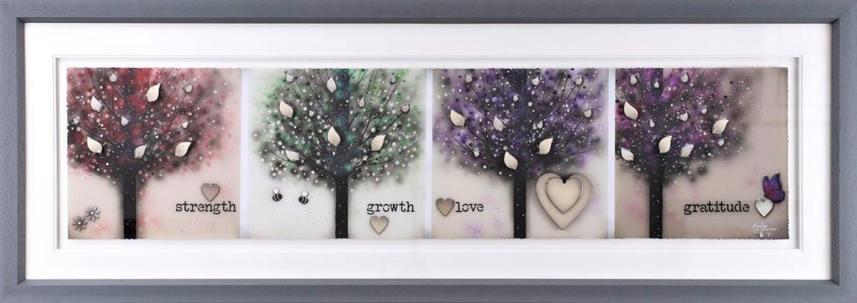"Kealey Farmer ""Strenth, Growth, Love, & Gratitude"""