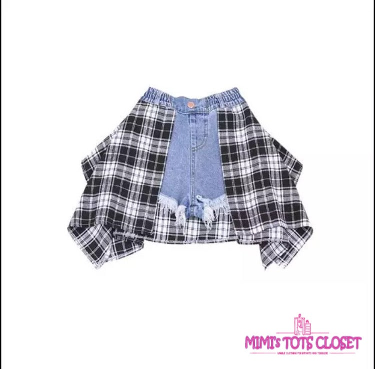 Image of Skater girl shorts