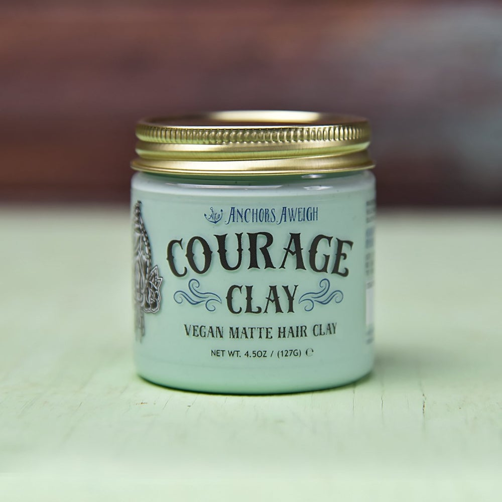 Image of Anchors Aweigh Courage Clay Pomade